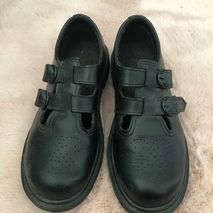 Doc Martens Mary-Jane Shoes